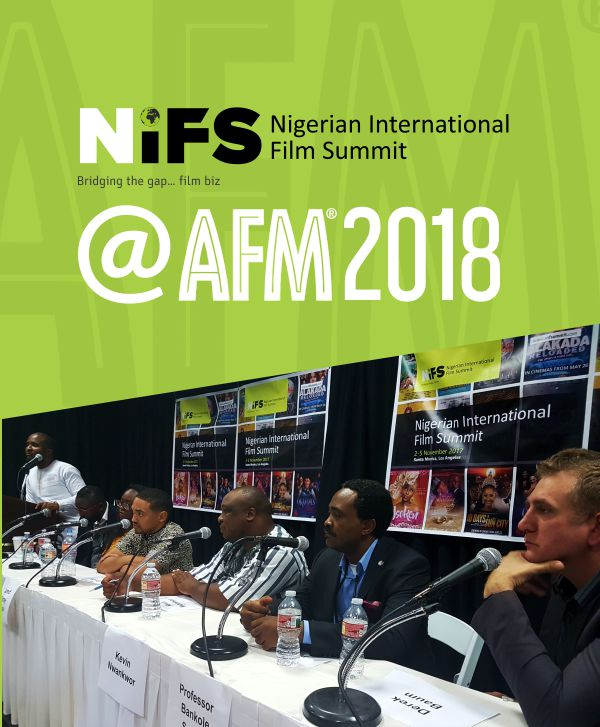 nifs at afm2018